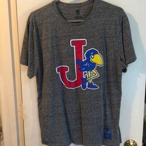 Kansas Jayhawks Fan Shirt